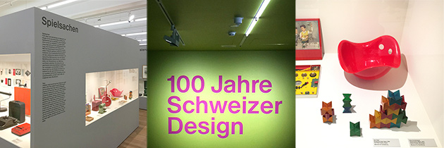 100 Years of Swiss Design