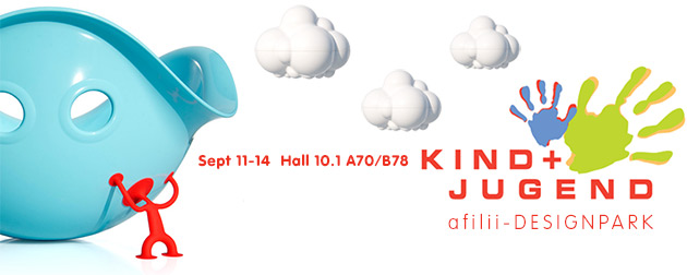 MOLUK at Kind + Jugend Fair 2014